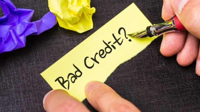 Loans for Bad Credit Canada